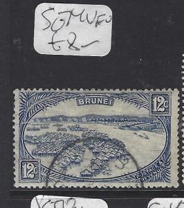 BRUNEI  (P0112B)  RIVER 12C  SG 74     VFU