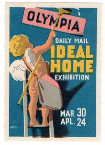 (I.B) Cinderella Collection : Ideal Home Exhibition (Olympia)