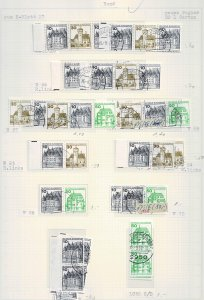 Germany 1980, Michel# HBl. 27 used