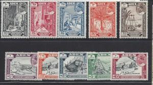 Aden (Quaiti State), 42,44-52, Sultan Saleh Singles, LH