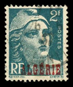 Algeria 202 Used