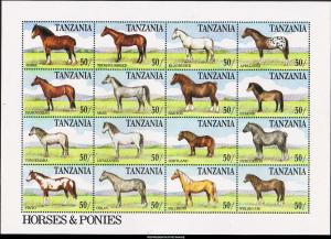 Tanzania Scott 767 Mint never hinged.