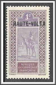 Upper Volta #1 Camel & Rider NG
