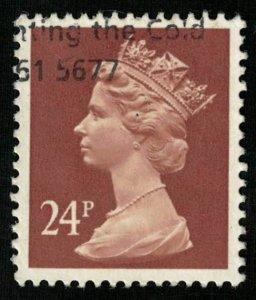 Queen, Great Britain (T-4827)