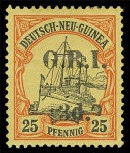 New Britain Scott 7 Gibbons 7 Mint Stamp (1)