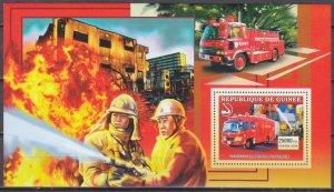 2006 Guinea 4455/B1069 fire trucks in japan 7,00 €