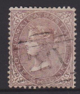Jamaica Sc#28 Used Postmark A33