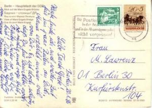 Germany D.D.R., Stamp Collecting, Horses