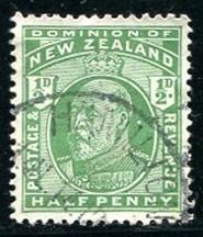 New Zealand Sc#130 Used (Nz)