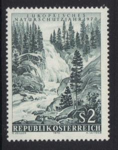 Austria 1970 MNH Nature conservation year  complete