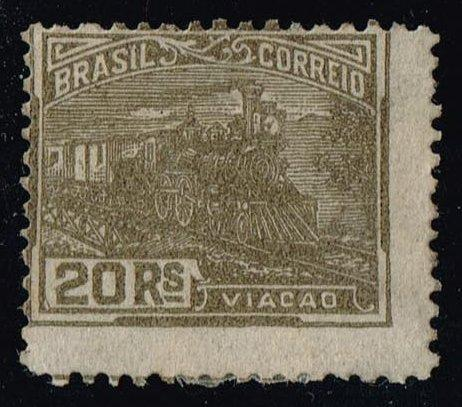 Brazil #237 Railroad; Used (0.25)