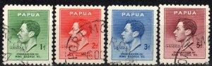 Papua #118-21  F-VF Used   CV $5.25 (X1124)