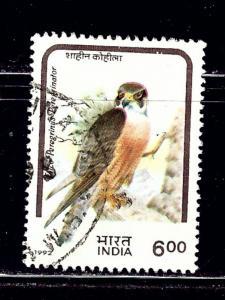 India 1434 Used 1992 Bird