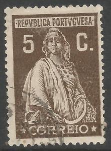 PORTUGAL CERES 401 VFU R5-173-5