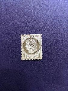 France 50 F-VF, CV $11.50