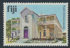 Fiji SG 586A  SC# 415  MNH  Architecture  see scan