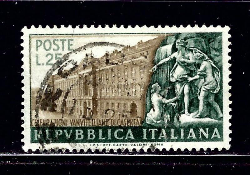 Italy 598 Used 1952 issue