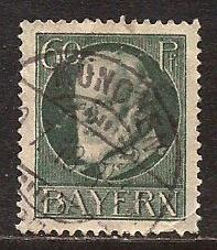 Bavaria  #  107  used