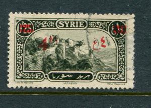 Syria #191 Used - Penny Auction