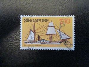 Singapore #348 Used - WDWPhilatelic (AZ2ZA) 3
