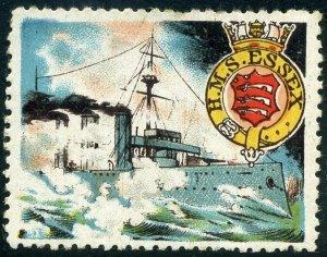 Cinderellas: England Great War Ships - HMS Essex (Delandre)
