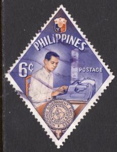 PHILIPPINES SCOTT 845