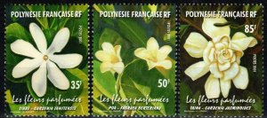 French Polynesia #812-4 MNH CV $6.00 (P765)