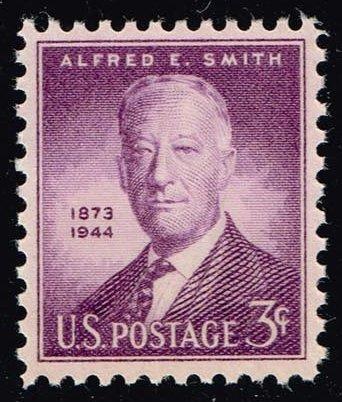 US #937 Alfred E. Smith; MNH (0.25)