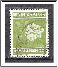 Bangladesh #97 Hibiscus Used