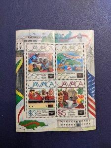 Jamaica 628a XFNH, CV $11