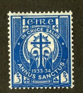 IRELAND 89 MH SCV $3.00 BIN $1.25 RELIGION