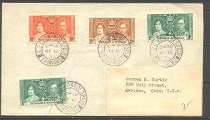 Trinidad Tobago  cover Coronation-37