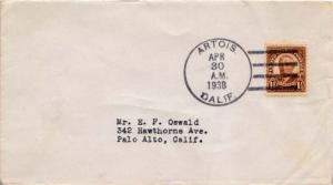 United States, 1922 Fourth Bureaus, California