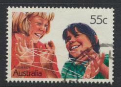 SG 1087  SC# 1041  Used  - Aussie Kids