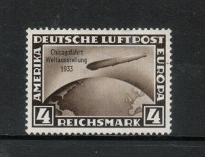 Germany #C45 Very Fine Mint Lightly Hinged