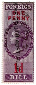 (I.B) QV Revenue : Foreign Bill 1d (Bank of South Australia)