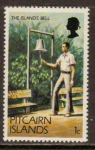 Pitcairn Isl. #163  MH  (1977)  c.v. $0.30