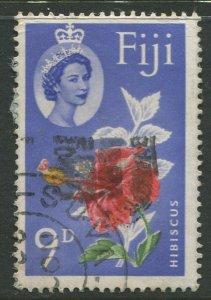 STAMP STATION PERTH Fiji #180 QEII Definitive Issue Used 1962 CV$1.40