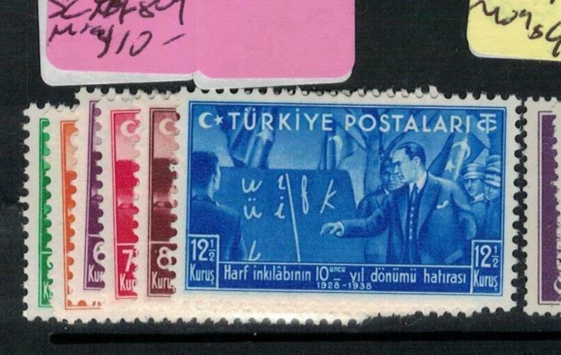 Turkey SC 199-804 MOG (5edp)