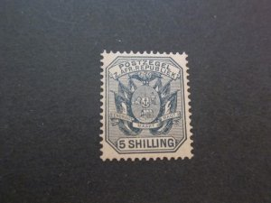 Transvaal 1896 Sc 158 MH