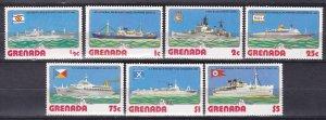 Grenada #764-70  MNH CV $6.05  (Z7858)
