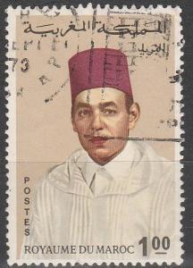 Morocco #185  F-VF Used  (V660)