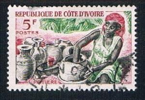 Ivory Coast 223 Used Potter (BP786)