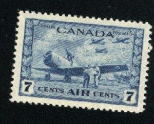 Canada #C8  Mint MH NH VF 1942-43 PD