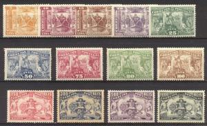 PORTUGAL #97-109 SCARCE Mint - 1894 Prince Henry Set