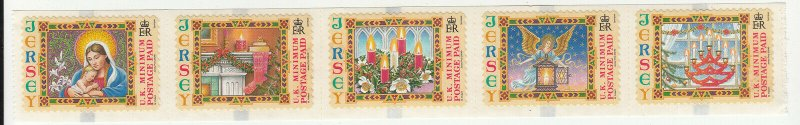 GREAT BRITAIN-JERSEY 1145 MNH 2019 SCOTT CATALOGUE VALUE $6.25