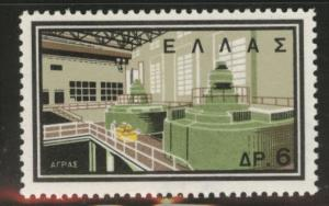 GREECE Scott 734 MNH** 1962 stamp