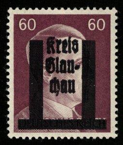 1945 Deutsches Reich MNH 60 Pfg. overprint (T-8580)