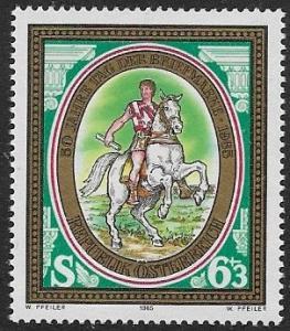 Austria - # B350 - Stamp Day '85 - MNH