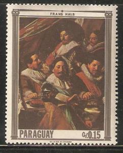 Paraguay Art Painting Frans Hals